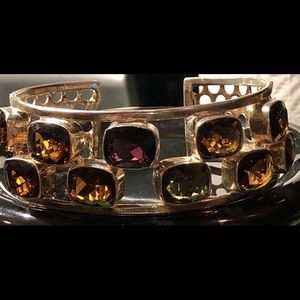 Jewelry - Gorgeous smoky topaz bracelet